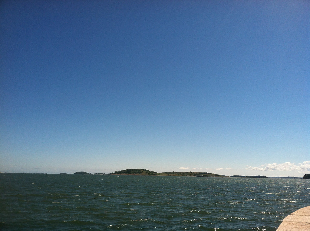 Thompson Island, Boston Harbor