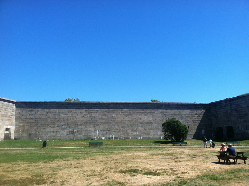Fort Independence, Castle Island