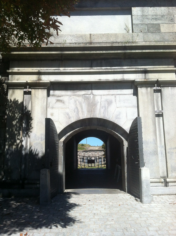 Fort Independence, Castle Island