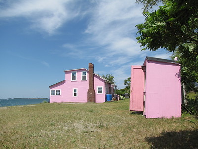 Peddocks Island cottages
