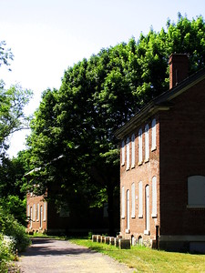 Fort Andrews Officer's Row