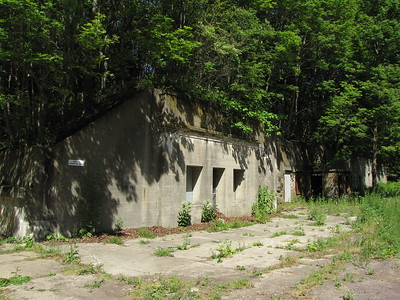 Fort Andrews Battery Cushing