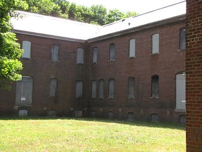 Fort Andrews hospital