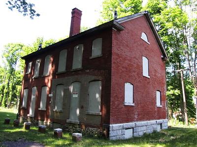 Fort Andrews officer's housing