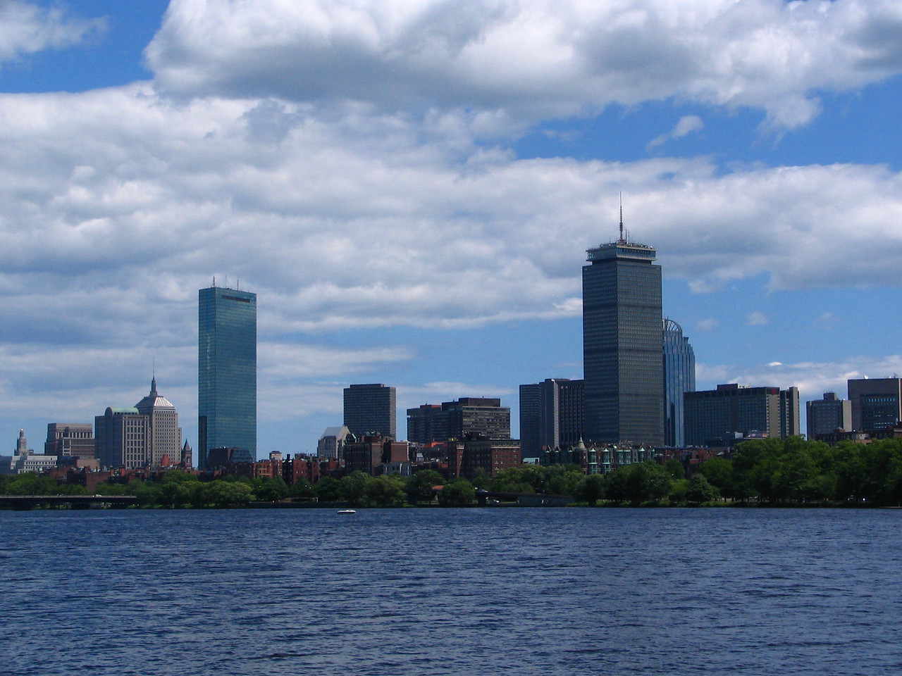 June 23, 2007, from Memorial Drive, Cambridge