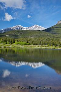 Lily Lake, Estes Park, CO