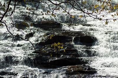 Brasstown Waterfalls