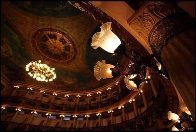 Dome of the Amazon Theater, Manaus