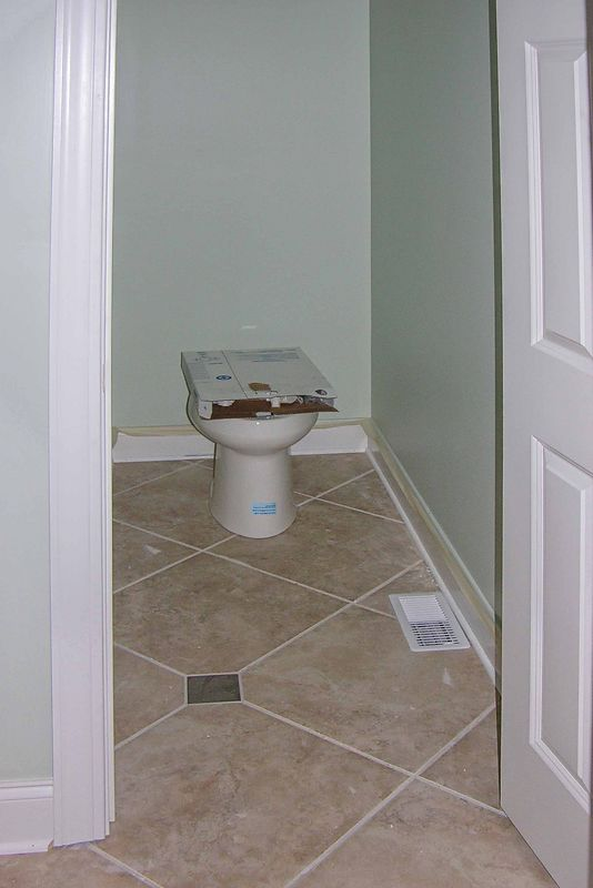 September 26 2004  Half a toilet