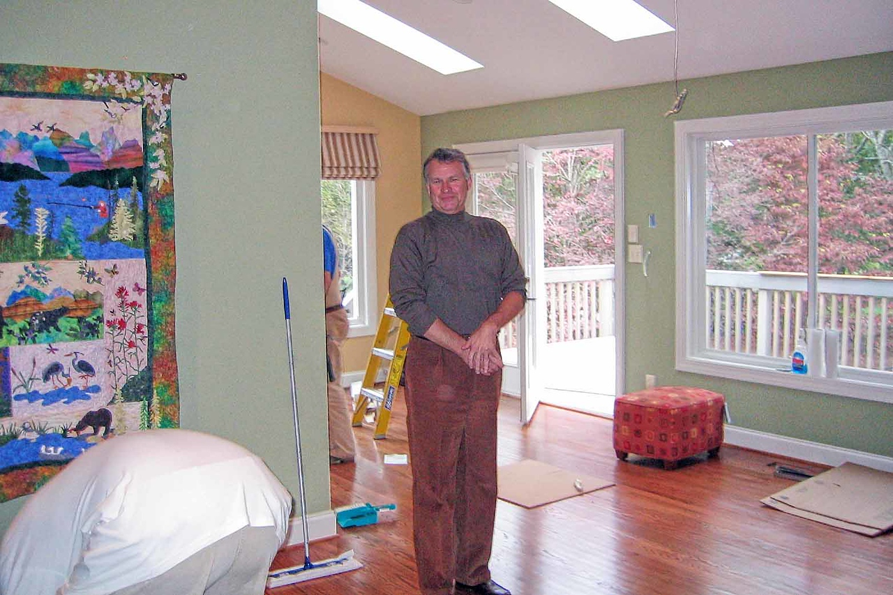 October 14 2004  Cannon-decorator for bedroom