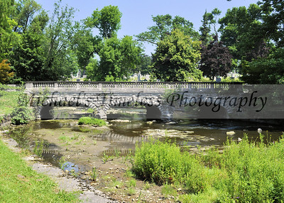 Stone Bridge - 5 x 7  Forest Lawn Cemetery - Buffalo, NY