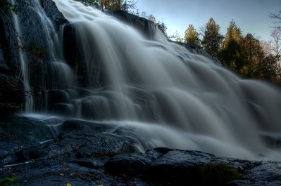 Bond Falls, Trout Creek, Mi.