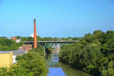 Bausch St. Bridge