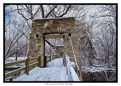 Menomonee river Bridge