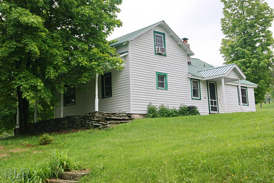 This is the Bossely farmhouse.