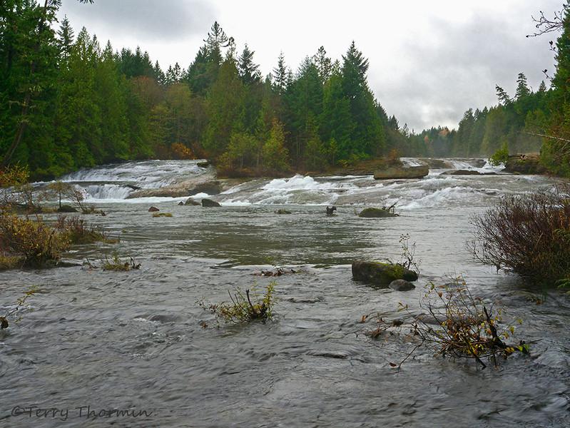 Nymph Falls, Vancouver Island