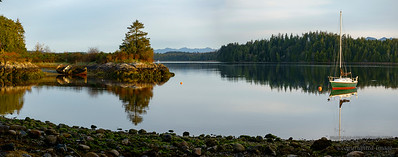 Water's Edge, Ucluelet Inlet