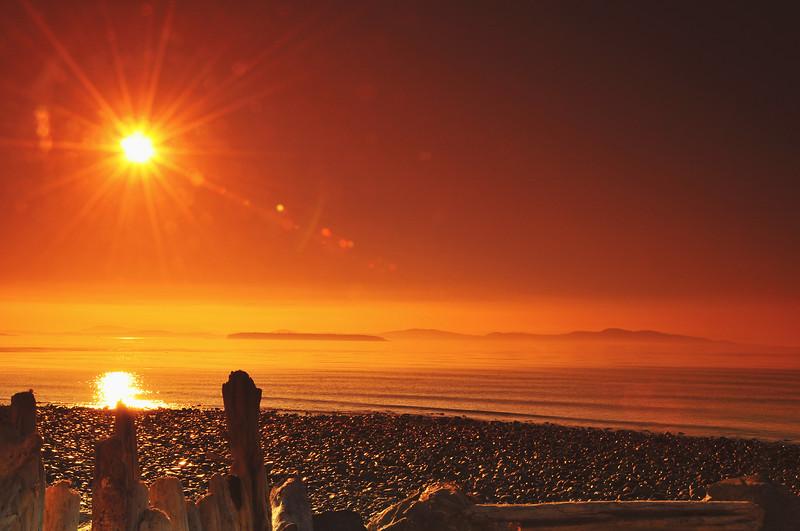 Beachcomber Park<br /> Sidney<br /> Vancouver Island