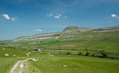 View to Ingleborough
