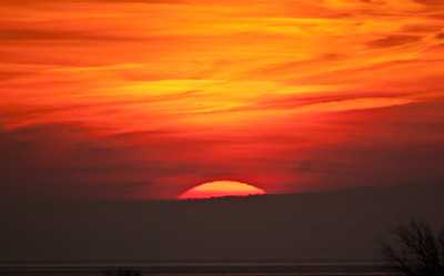 Sunrise Over Solway 2