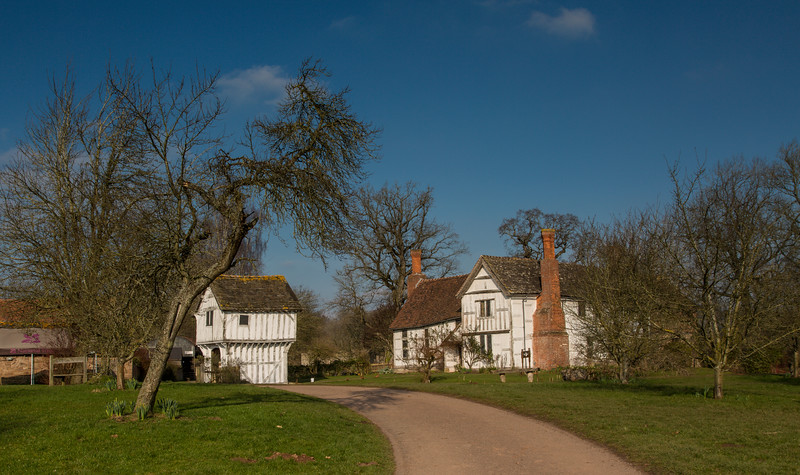 Brockhampton Estate - Herefordshire (February 2018)