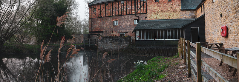 Panoramic  at the Mill