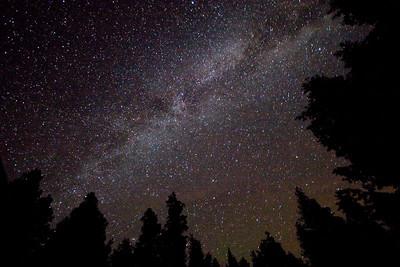 Milky Way  Tobermory, Otario
