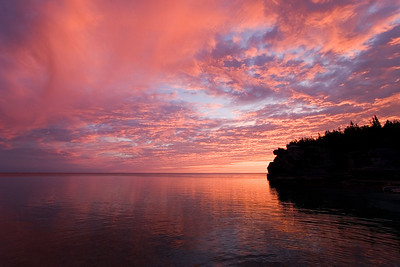 Indian Head Point Bruce Peninsula National Park