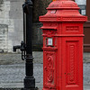 Post Box and Water Pump