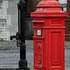 Post Box and Water Pump