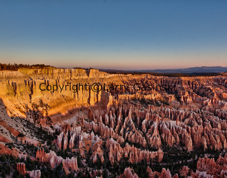 Dawn at Bryce Point