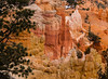 "The cozy but ""group friendly"" Navaho Trail passes by Thor's Hammer (where the hikers are) and other colorful formations."