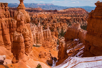 Bryce Canyon, Utah, March 2013