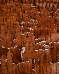 Inspiration Point, Bryce Canyon NP, Utah.