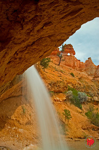 """""""Sublime"""", Mossy Cave Trail, Bryce Canyon, Ut., Aug.'07"""