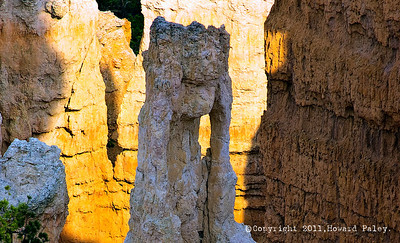 """Eye of the Needle"", Bryce Canyon, Utah."