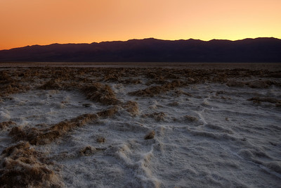 || The Salty Plains of Badwater ||