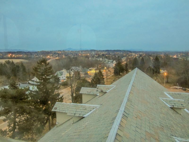 Burlington College Tower, Burlington VT.