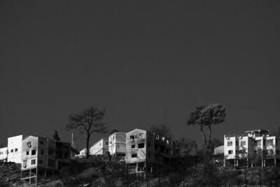 Burned Houses of Beit-Oren