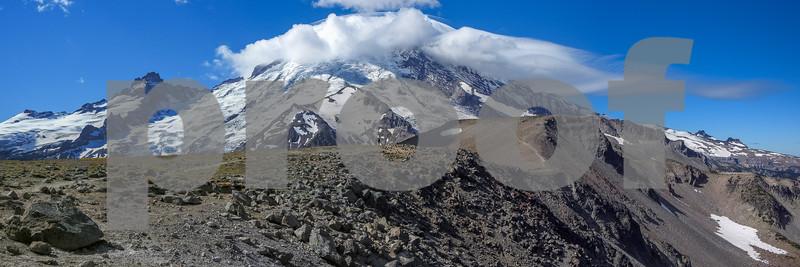 Mt Rainier Burroughs Mountain-083-Pano