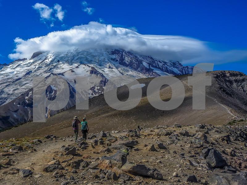 Mt Rainier Burroughs Mountain August 2016-111