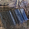 Original spillway for the Longmont reservior