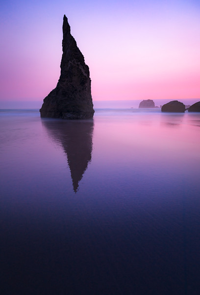 Sunset Witch - Bandon, Oregon