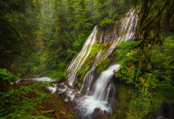 Panther's Lair #1 - Panther Creek Falls