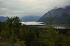 A stop by Matanuska Glacier on the way home