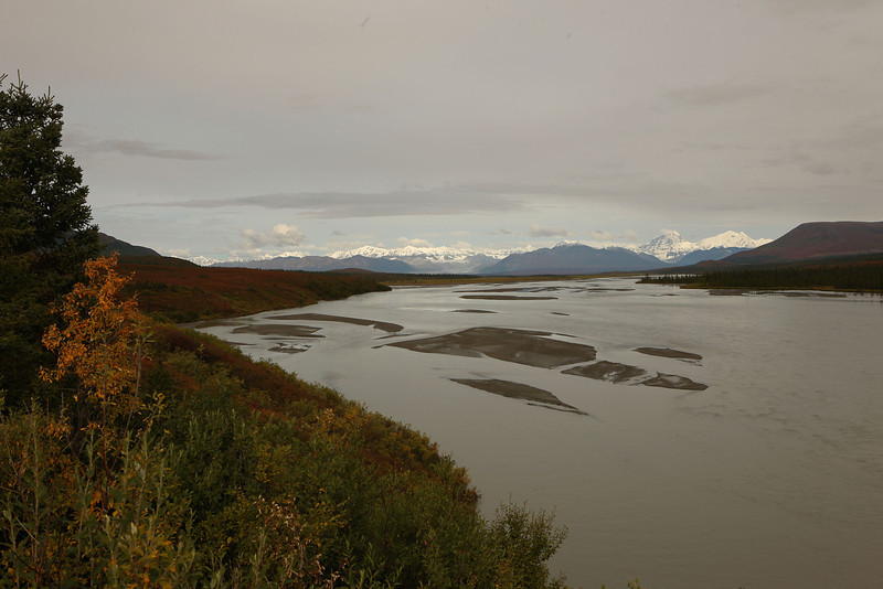The Susitna River