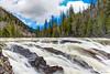 Yaak River Falls near Troy Montana