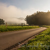 Early morning on the Loop Road<br /> Cades Cove<br /> Great Smoky Mountains