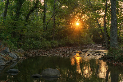 Abrams Creek Sunrise