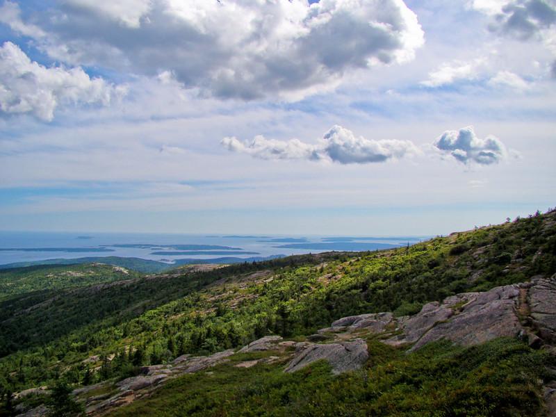 Acadia National Park, Bar Harbor Maine 2008